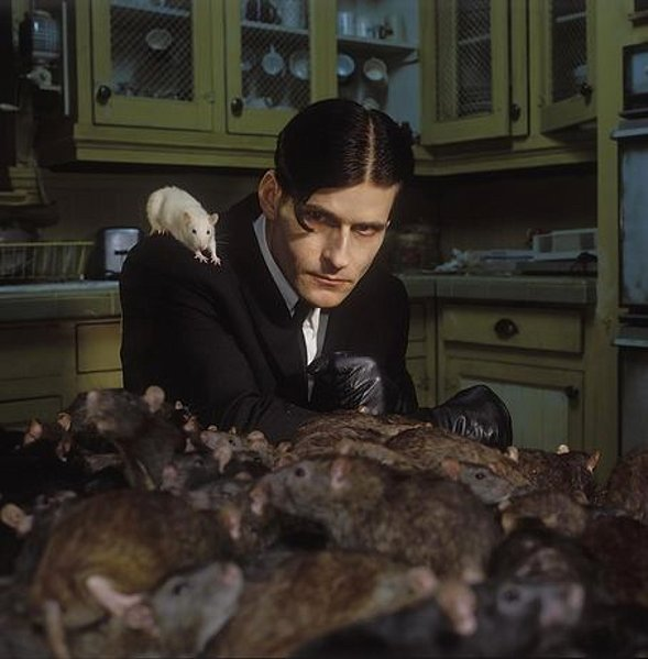 FROM THE ARCHIVES: CRISPIN GLOVER CAREER-SPANNING INTERVIEW
