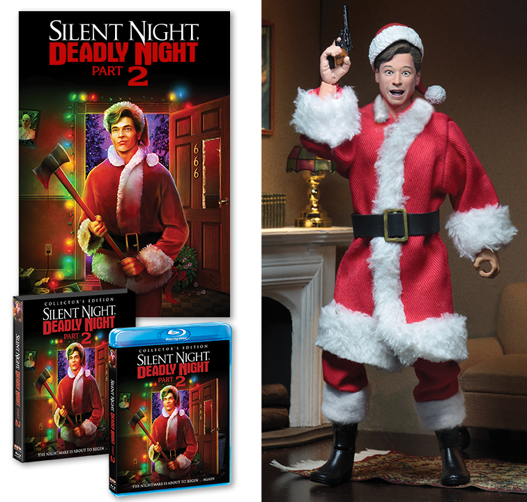 Silent Night, Deadly Night 2 Blu Now Available