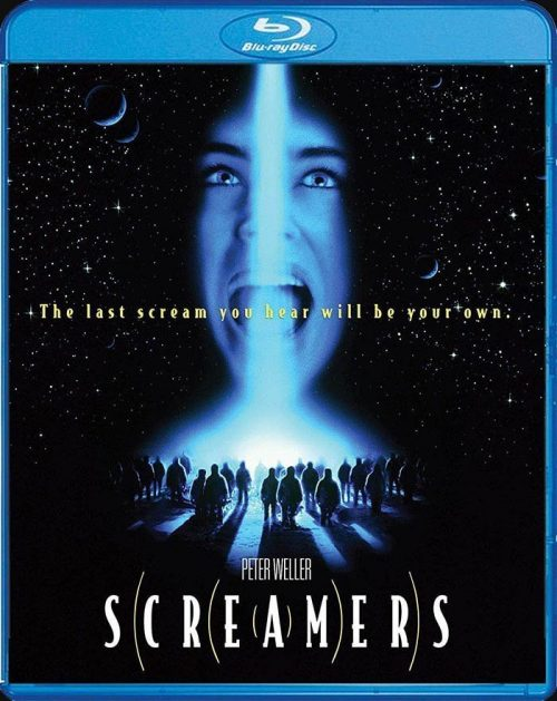 Screamers Blu now available