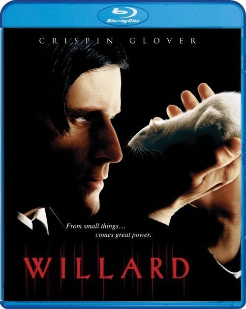 WILLARD OUT NOW ON BLU-RAY