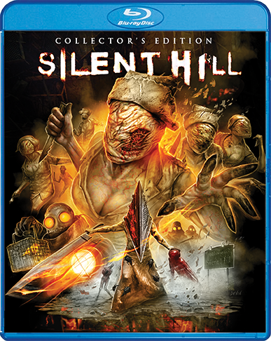 SILENT HILL SPECIAL FEATURES ANNOUNCED