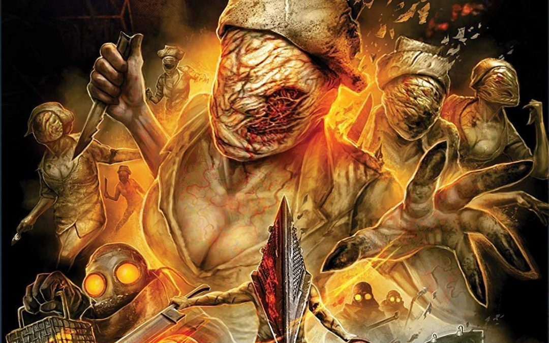 SILENT HILL BLU-RAY NOW AVAILABLE