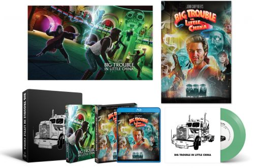 BIG TROUBLE IN LITTLE CHINA PRE-ORDERS OPEN