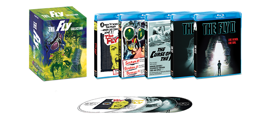 THE FLY COLLECTION NOW AVAILABLE FOR PRE-ORDER