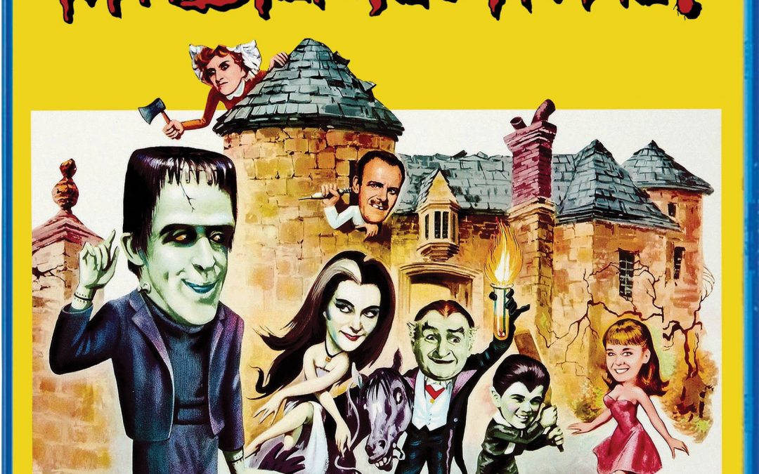 MUNSTER, GO HOME! BLU-RAY AND RELEASE DATE ANNOUNCED