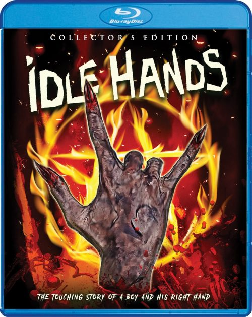 IDLE HANDS COLLECTOR'S EDITION BLU-RAY NOW AVAILABLE FROM SHOUT! FACTORY