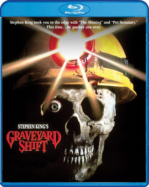 GRAVEYARD SHIFT BLU-RAY ANNOUNCED