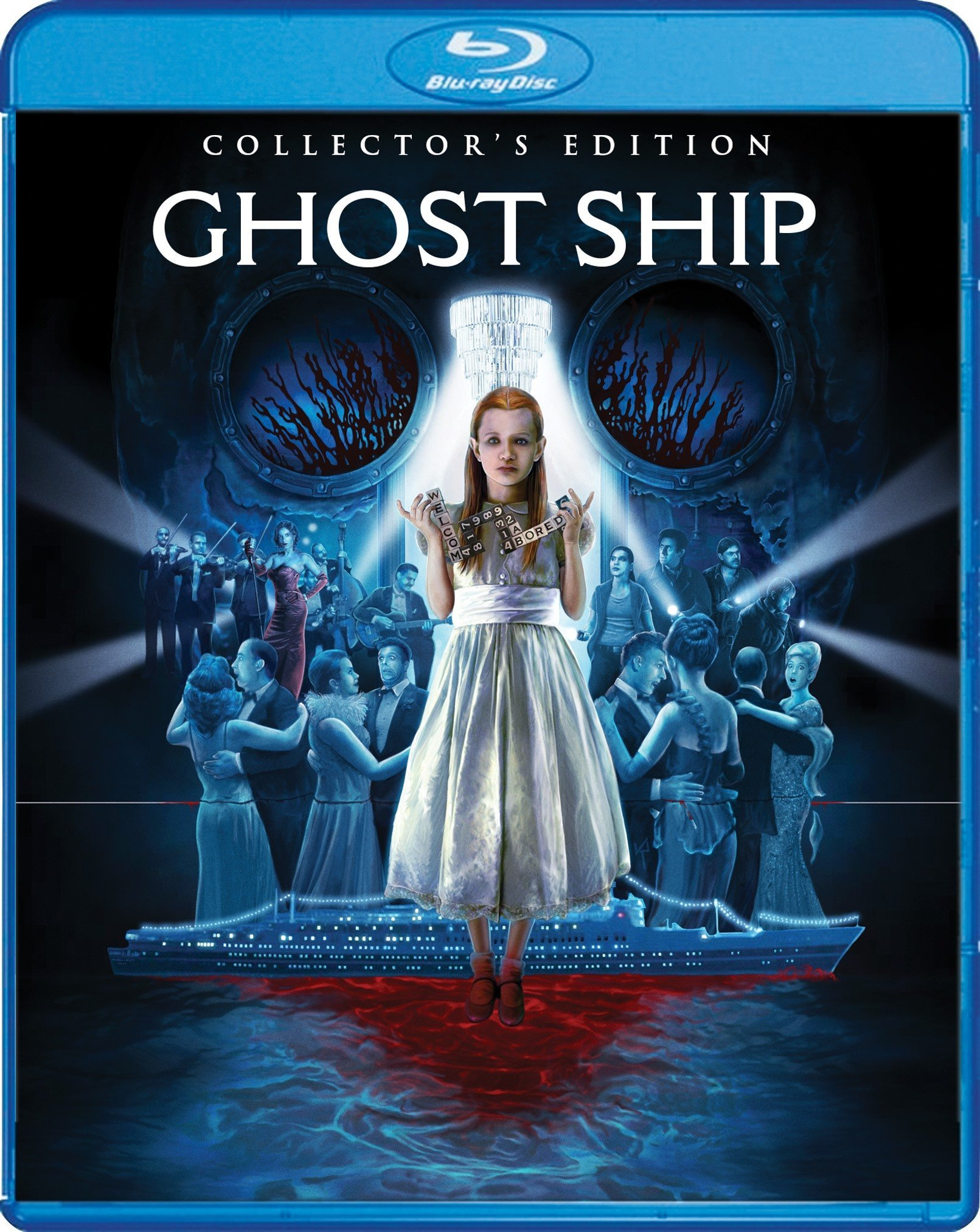 GHOST SHIP SPECIAL FEATURES ANNOUNCED