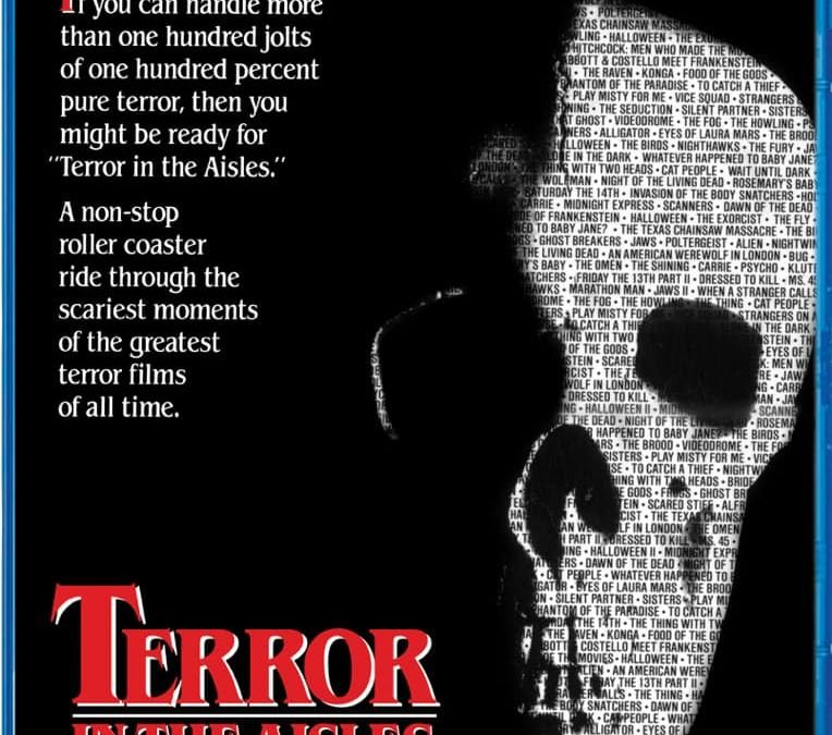 TERROR IN THE AISLES SPECIAL FEATURES ANNOUNCED