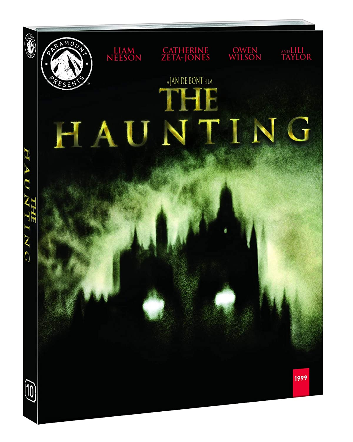 THE HAUNTING NOW AVAILABLE AS PART OF THE PARAMOUNT PRESENTS BLU-RAY LINE