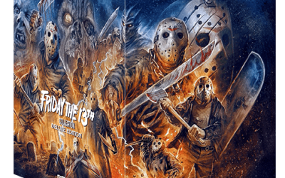FULL FRIDAY THE 13TH BOXED SET EXTRAS UNVEILED INCLUDING REVEREND ENTERTAINMENT PIECES WITH ALICE COOPER, TOM MCLOUGHLIN, AMY STEEL, AND MORE