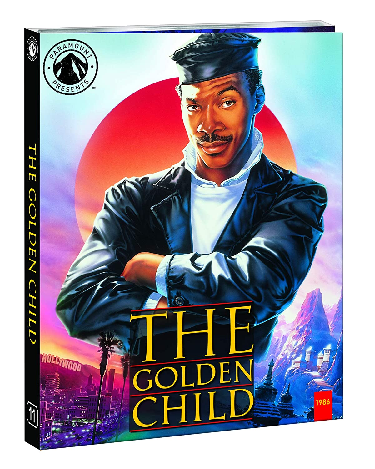 PARAMOUNT ANNOUNCES THE GOLDEN CHILD BLU-RAY AS PART OF PARAMOUNT PRESENTS LINE