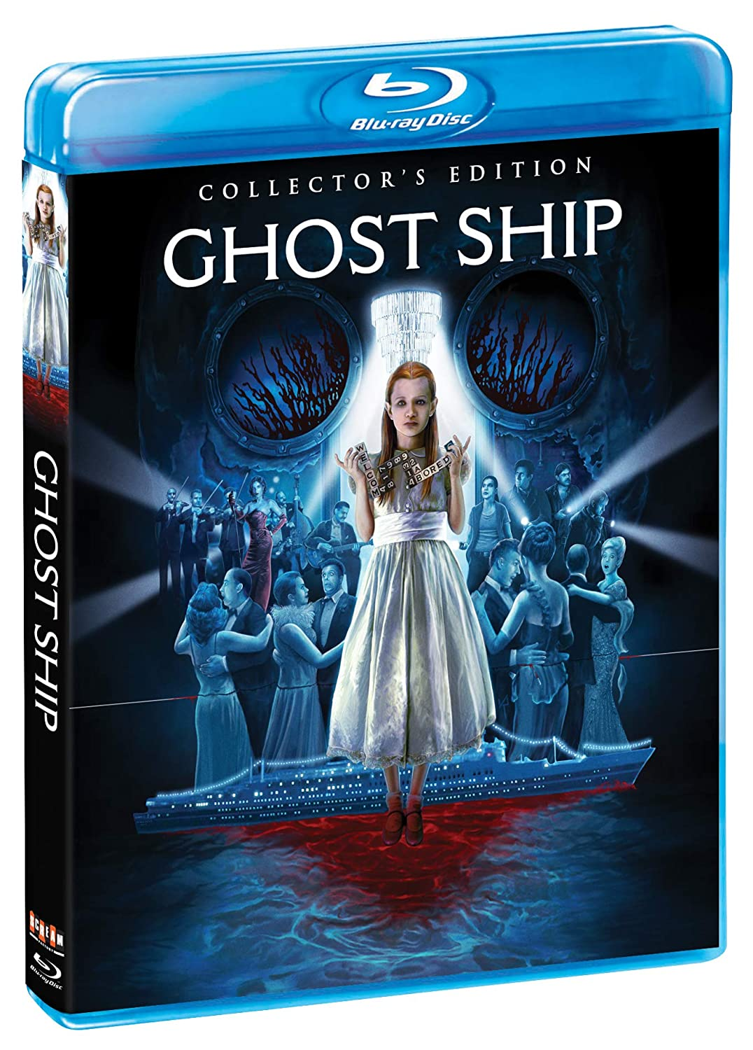 GHOST SHIP NOW AVAILABLE FROM SHOUT! FACTORY
