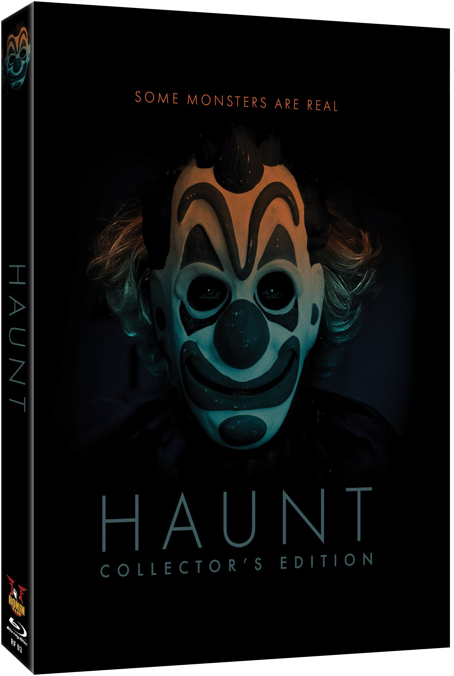 HAUNT NOW AVAILABLE FROM RONIN FLIX