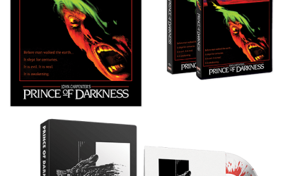 PRINCE OF DARKNESS LANDING ON 4K WITH LIMITED EDITION JOHN CARPENTER VINYL