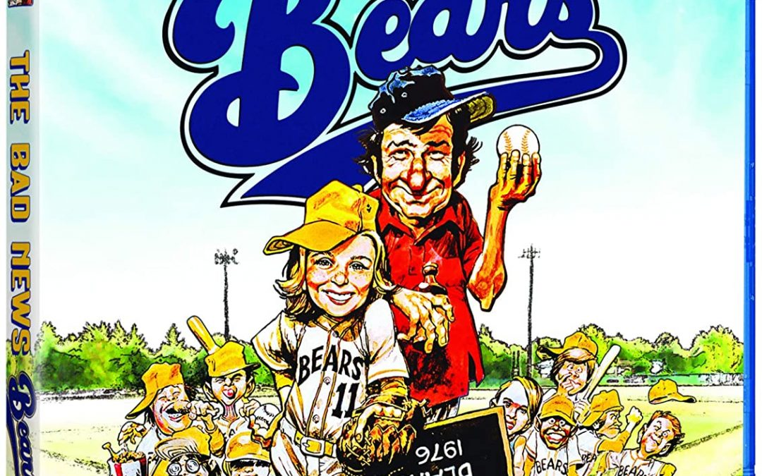 BAD NEWS BEARS BLU-RAY LANDING MARCH 30