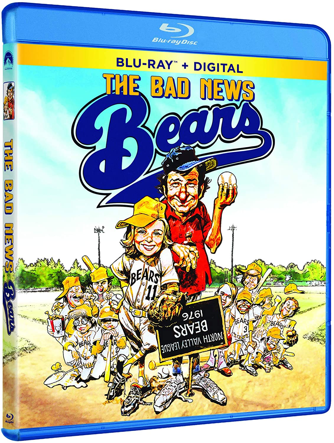 BAD NEWS BEARS NOW AVAILABLE