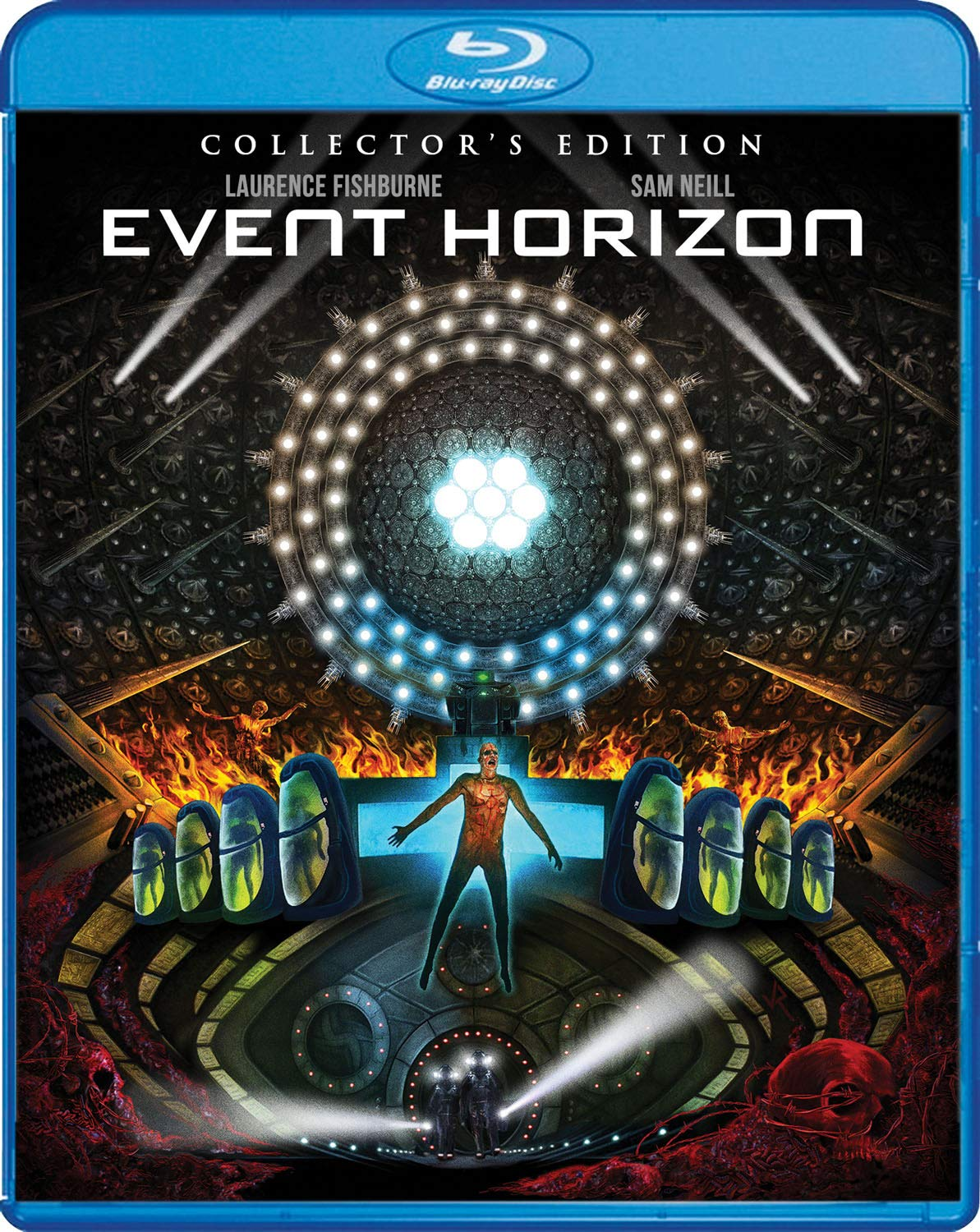 EVENT HORIZON SPECIAL FEATURES ANNOUNCED