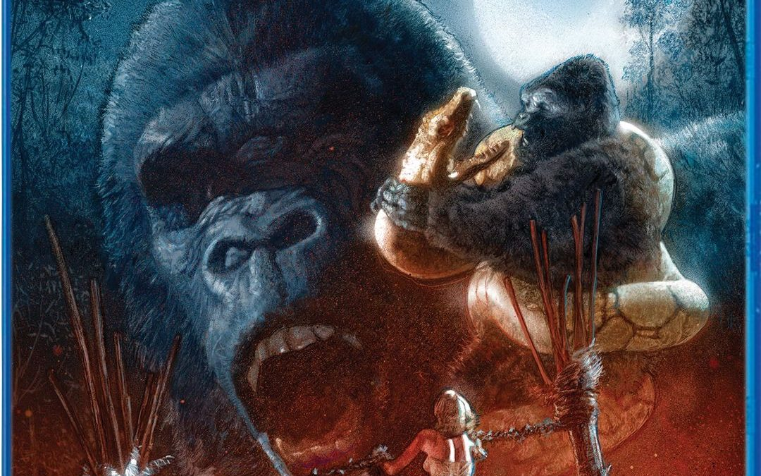 KING KONG '76 COLLECTOR'S EDITION BLU-RAY ANNOUNCED