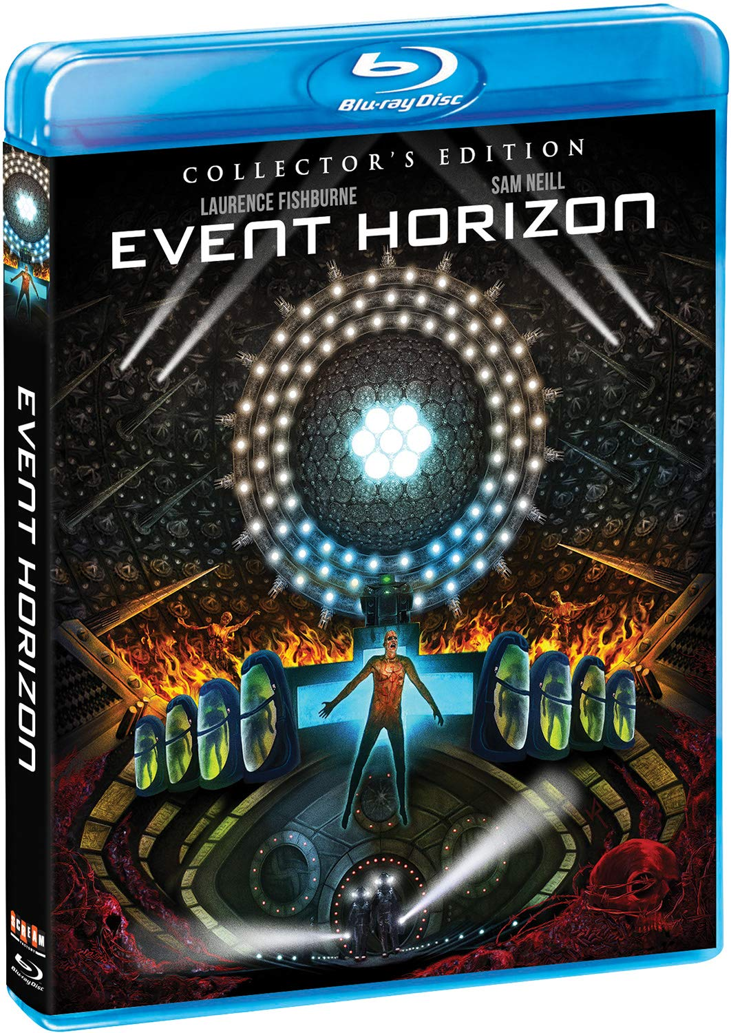 EVENT HORIZON COLLECTOR'S EDITION NOW AVAILABLE