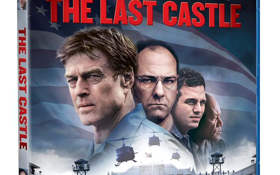 THE LAST CASTLE BLU-RAY ANNOUNCED