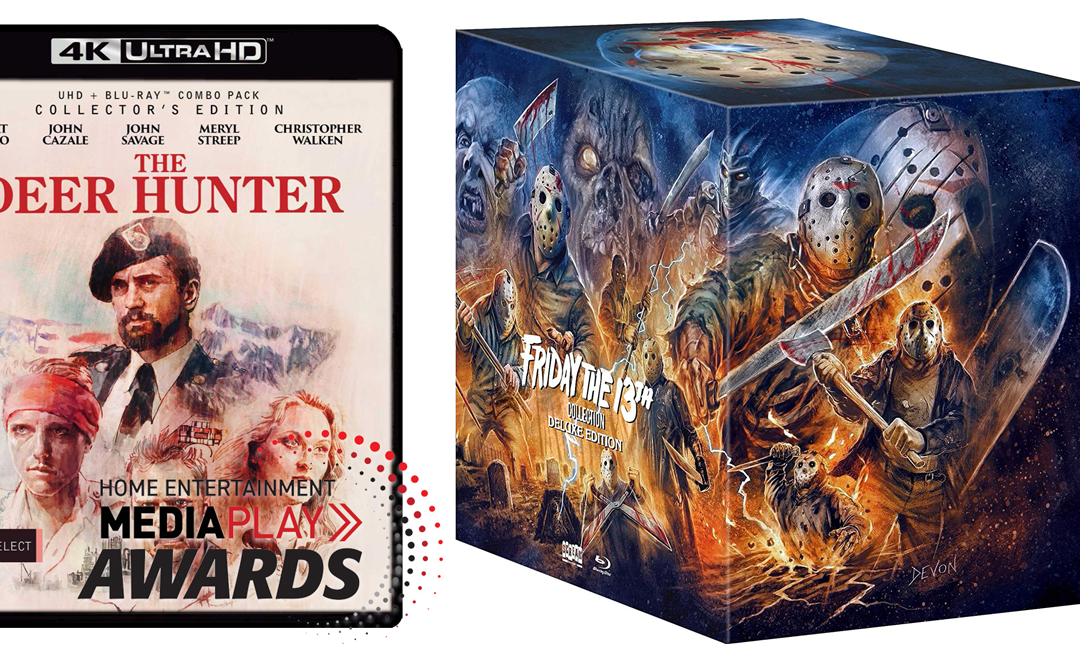 HAUNT, THE DEER HUNTER, FRIDAY THE 13TH, THE HAUNTING NOMINATED FOR MEDIA PLAY AWARDS