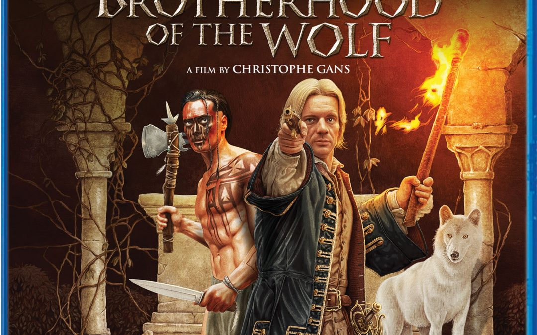 BROTHERHOOD OF THE WOLF COLLECTOR'S EDITION BLU-RAY ANNOUNED
