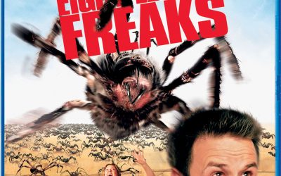 EIGHT LEGGED FREAKS BLU-RAY ANNOUNCED