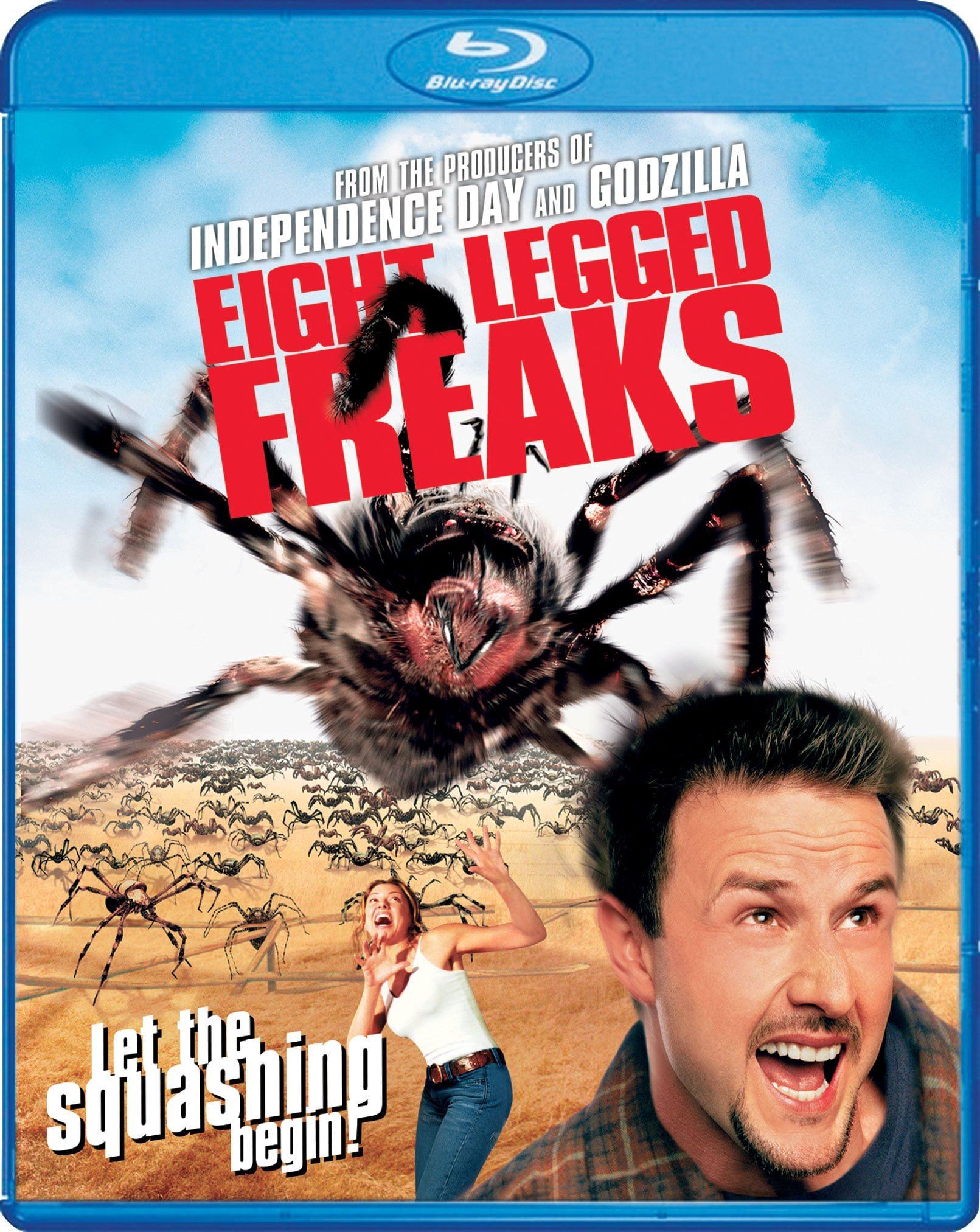 EIGHT LEGGED FREAKS NOW AVAILABLE ON BLU-RAY FROM SHOUT! FACTORY