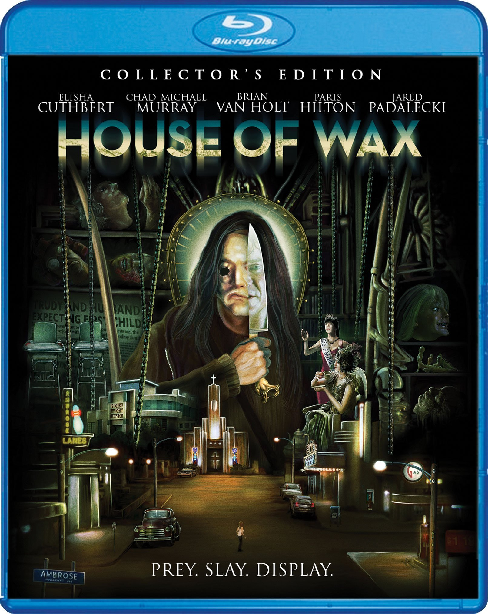 HOUSE OF WAX NOW AVAILABLE FROM SHOUT! FACTORY
