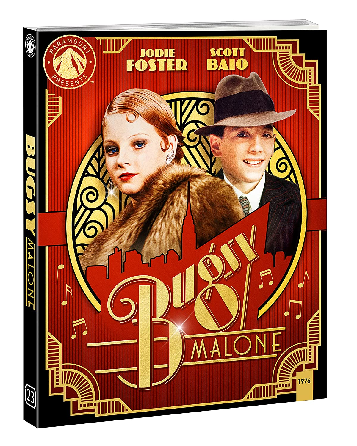 BUGSY MALONE ANNOUNED AS PART OF PARAMOUNT PRESENTS LINE