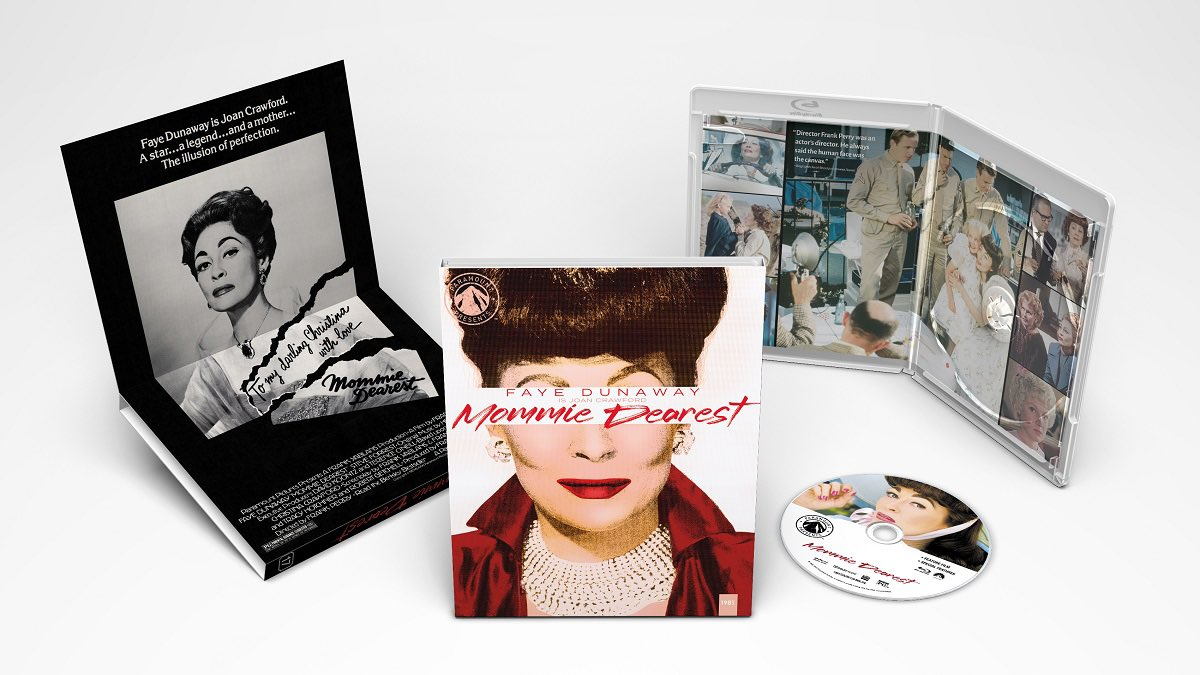 MOMMIE DEAREST NOW AVAILABLE FROM PARAMOUNT