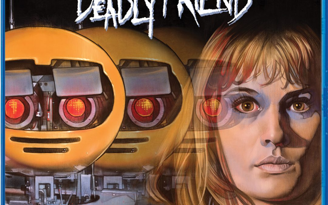 DEADLY FRIEND COLLECTOR'S EDITION BLU-RAY NOW AVAILABLE