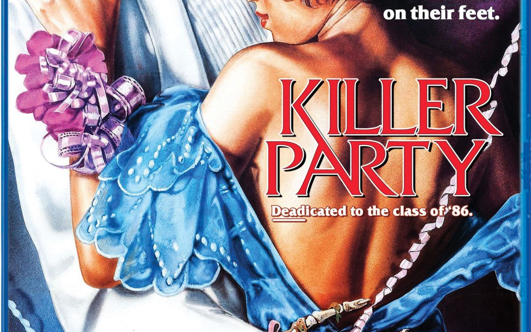 KILLER PARTY SPECIAL FEATURES REVEALED