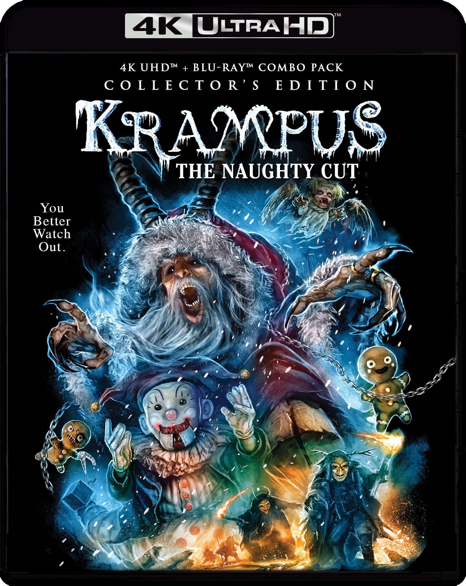 KRAMPUS HEADED TO 4K BLU-RAY FROM SCREAM FACTORY