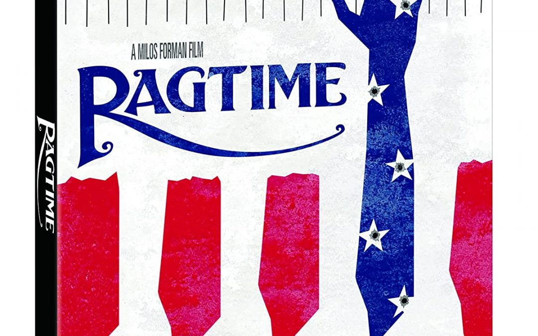 RAGTIME HEADED TO 2-DISC BLU-RAY WITH EXTENDED WORKPRINT + NEW FEATURES