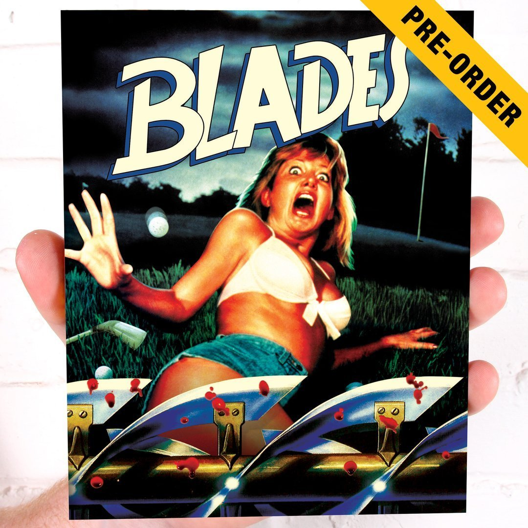 BLADES HEADED TO BLU-RAY FROM VINEGAR SYNDROME