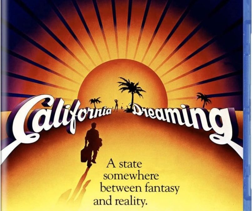 CALIFORNIA DREAMING NOW AVAILABLE FROM SCORPION RELEASING